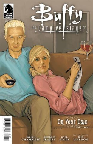 Buffy the Vampire Slayer, Season 9: Freefall #7 (Jeanty Cover)