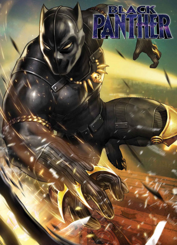 Black Panther and the Agents of Wakanda #1 (Yoon Lee Game Cover)