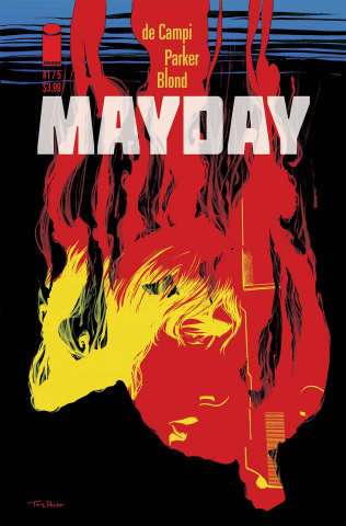 Mayday #1 (Parker Cover)