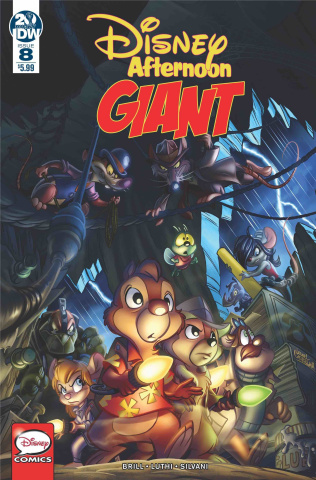 Disney Afternoon: Giant #8