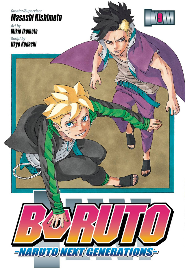 Boruto Vol. 9: Naruto Next Generations
