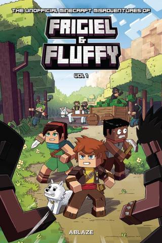 The Misadventures of Frigiel & Fluffy Vol. 1