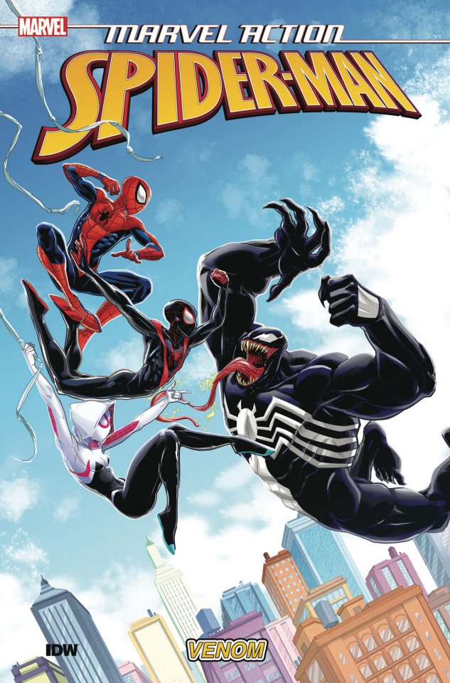 Marvel Action: Spider-Man Book 4: Venom