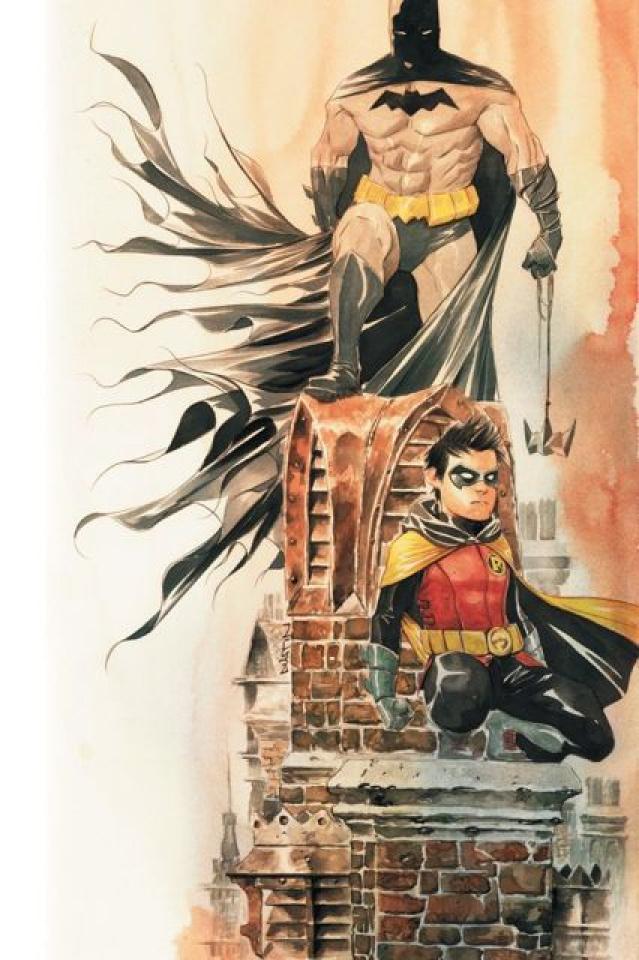 Batman: The Streets of Gotham Vol. 2: Leviathan