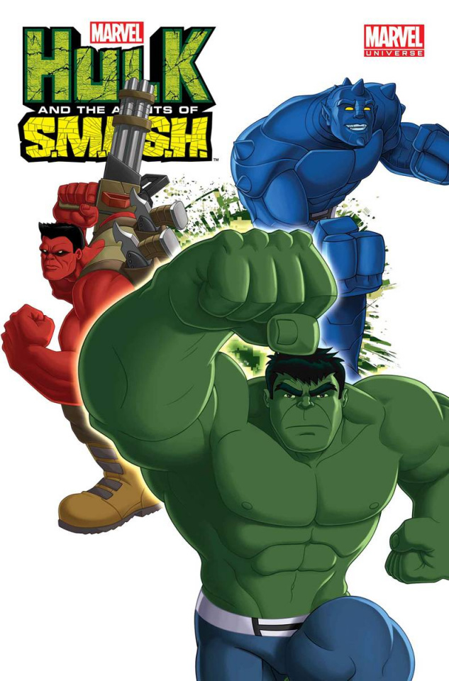 Hulk and the Agents of S.M.A.S.H. #1