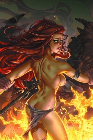 Grimm Universe #4 (Ruffino Cover)