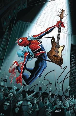The Edge of Spider-Geddon #1