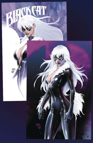 Black Cat #2 (Turner Set)