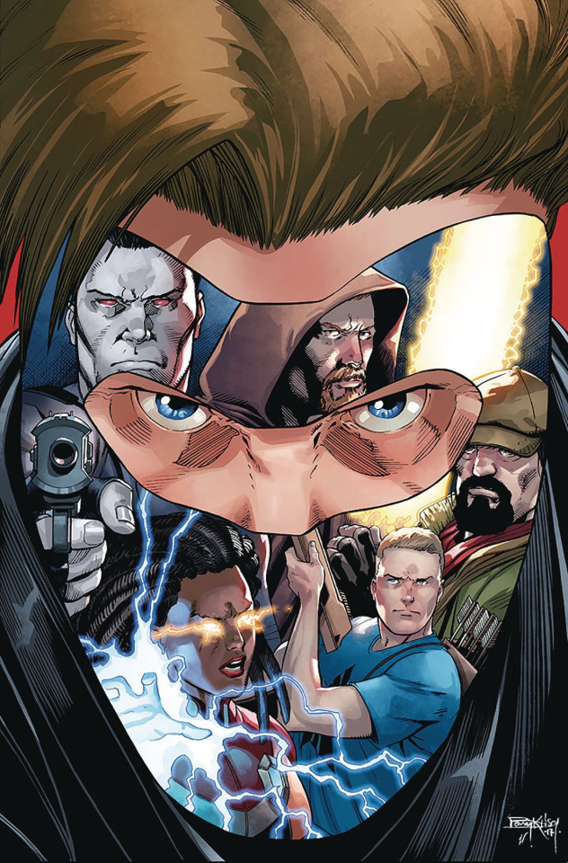 Ninjak vs. The Valiant Universe #4 (50 Copy Kitson Cover)