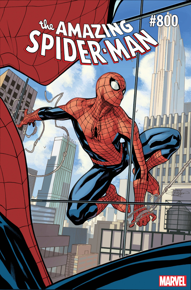 The Amazing Spider-Man #800 (Dodson Cover)