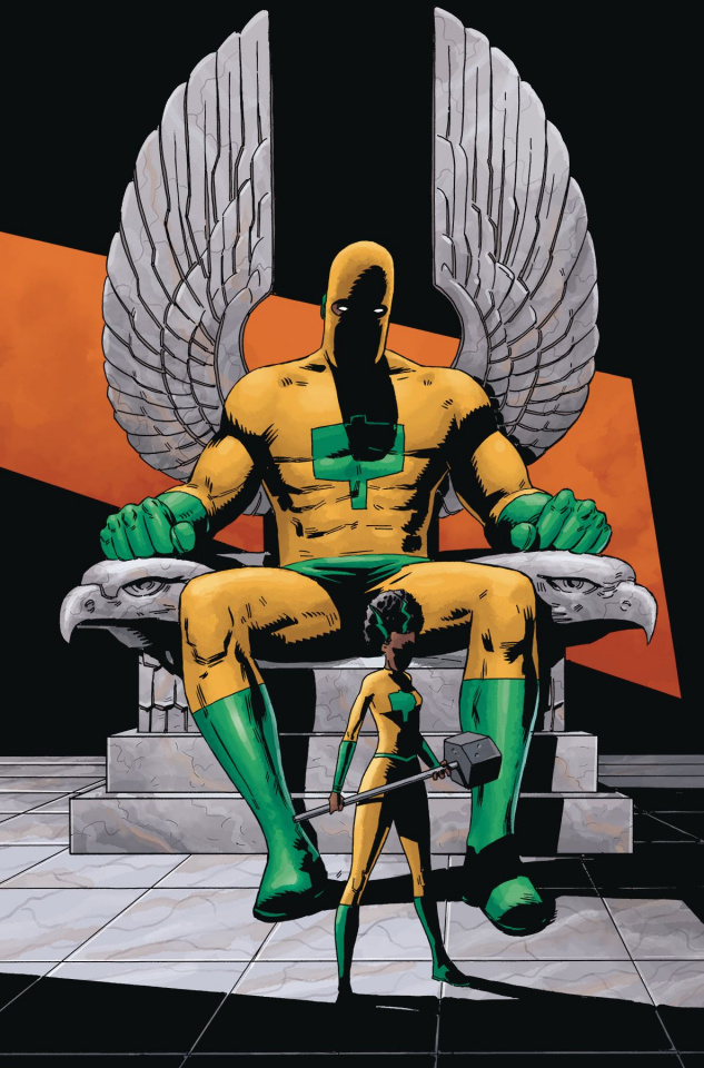 Black Hammer: Age of Doom #11 (Ormston Cover)