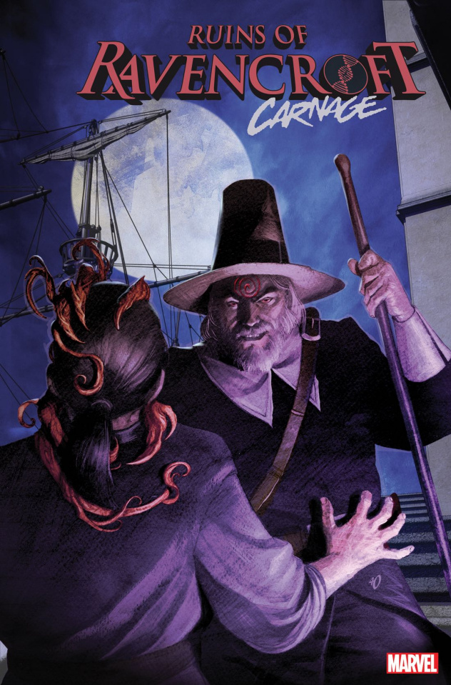 Ruins of Ravencroft: Carnage #1 (Olivetti Cover)