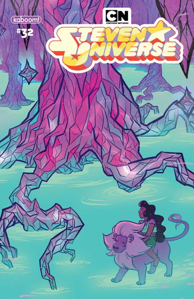 Steven Universe #32 (Preorder Leong Cover)