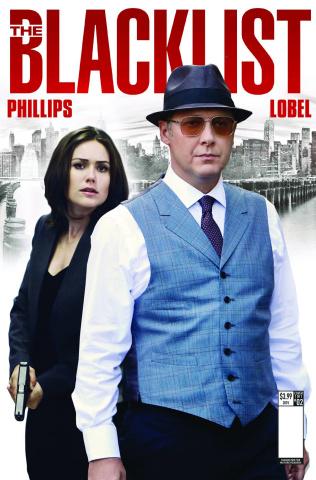 The Blacklist #2 (Subscription Photo Cover)