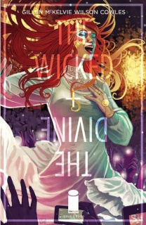 The Wicked + The Divine #3 (Hans Cover)