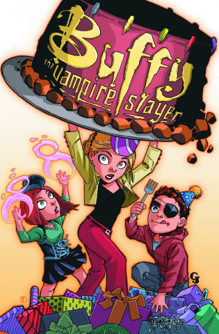 Buffy the Vampire Slayer, Season 10 #11 (Birthday Cover)