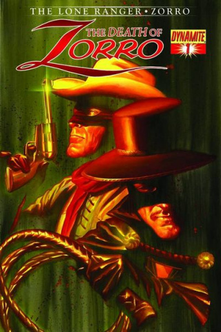 The Death of Zorro #1