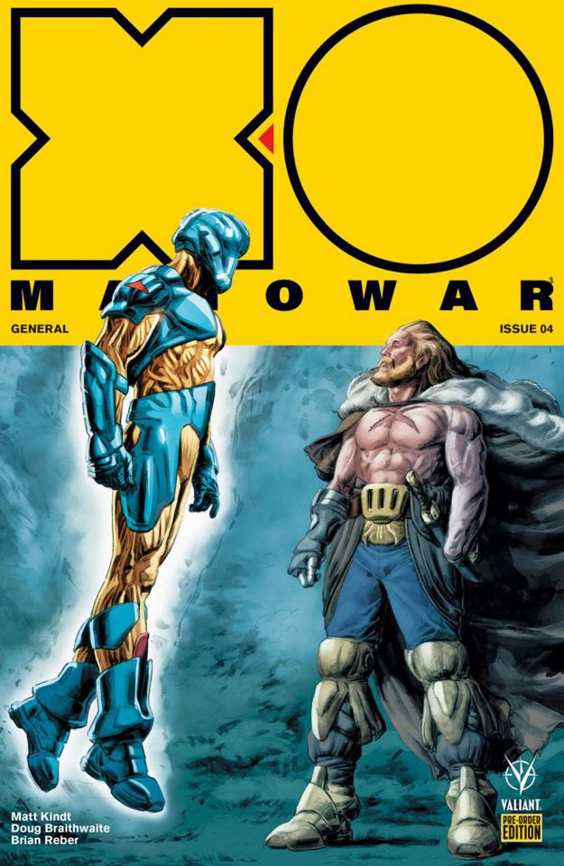 X-O Manowar #4-9 (Pre-Order Edition Bundle)