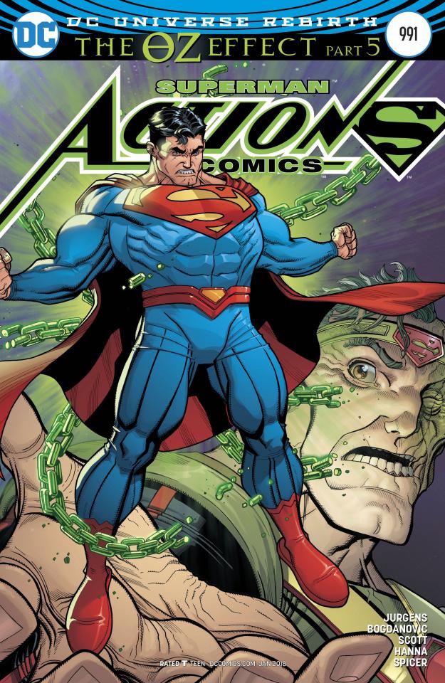 Action Comics #991 (Oz Effect)