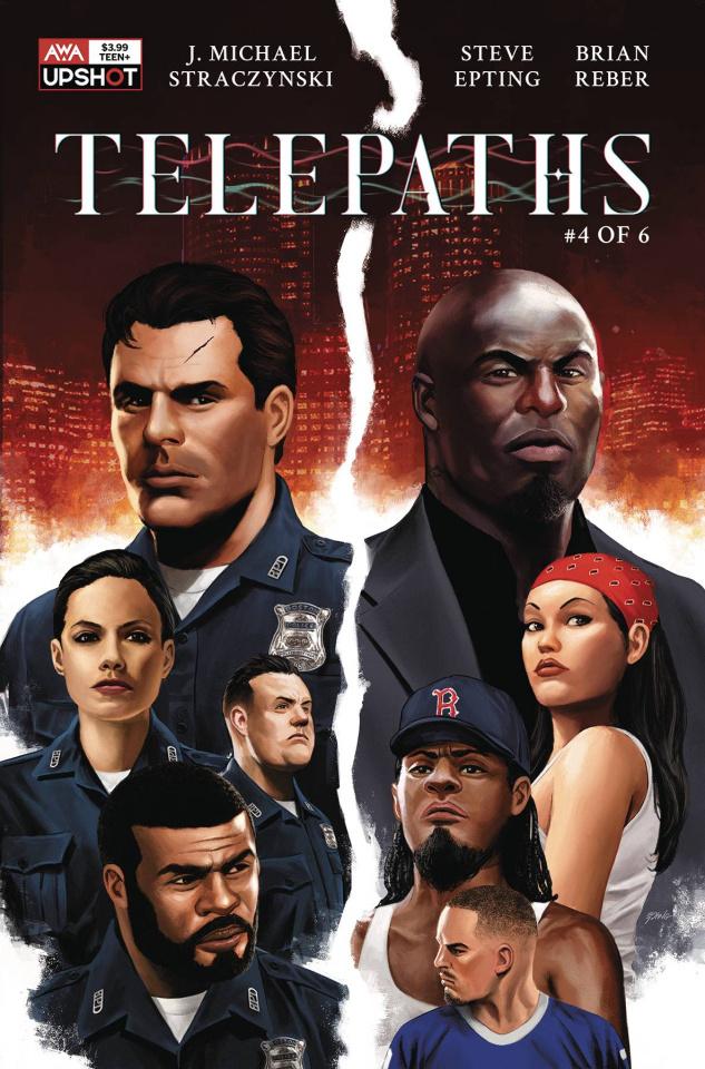 Telepaths #4