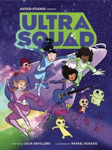Ultra Squad: Galaxy Dance Off