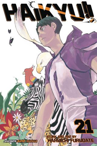 Haikyu!! Vol. 21