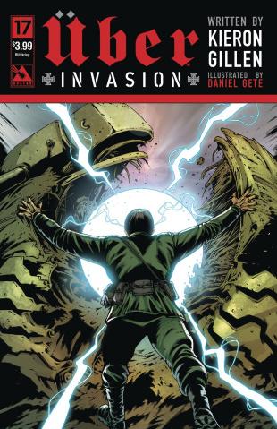 Über: Invasion #17 (Blitzkreig Cover)