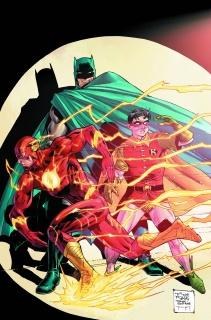 Batman #38 (Flash Cover)