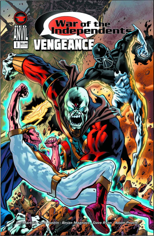 War of the Independents: Vengeance #1
