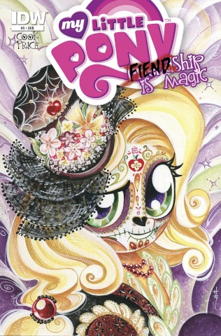 My Little Pony: Fiendship Is Magic #5 (Subscription Cover)
