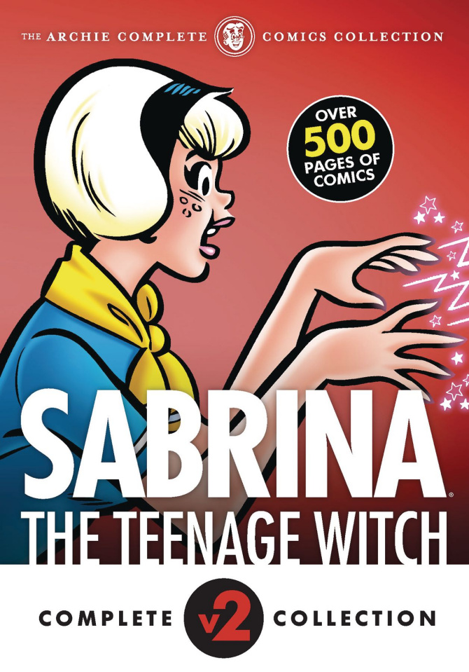 Sabrina, The Teenage Witch Vol. 2: 1972-1973 (The Complete Collection)
