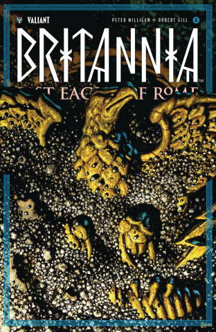 Britannia: Lost Eagles of Rome #4 (20 Copy Cover)