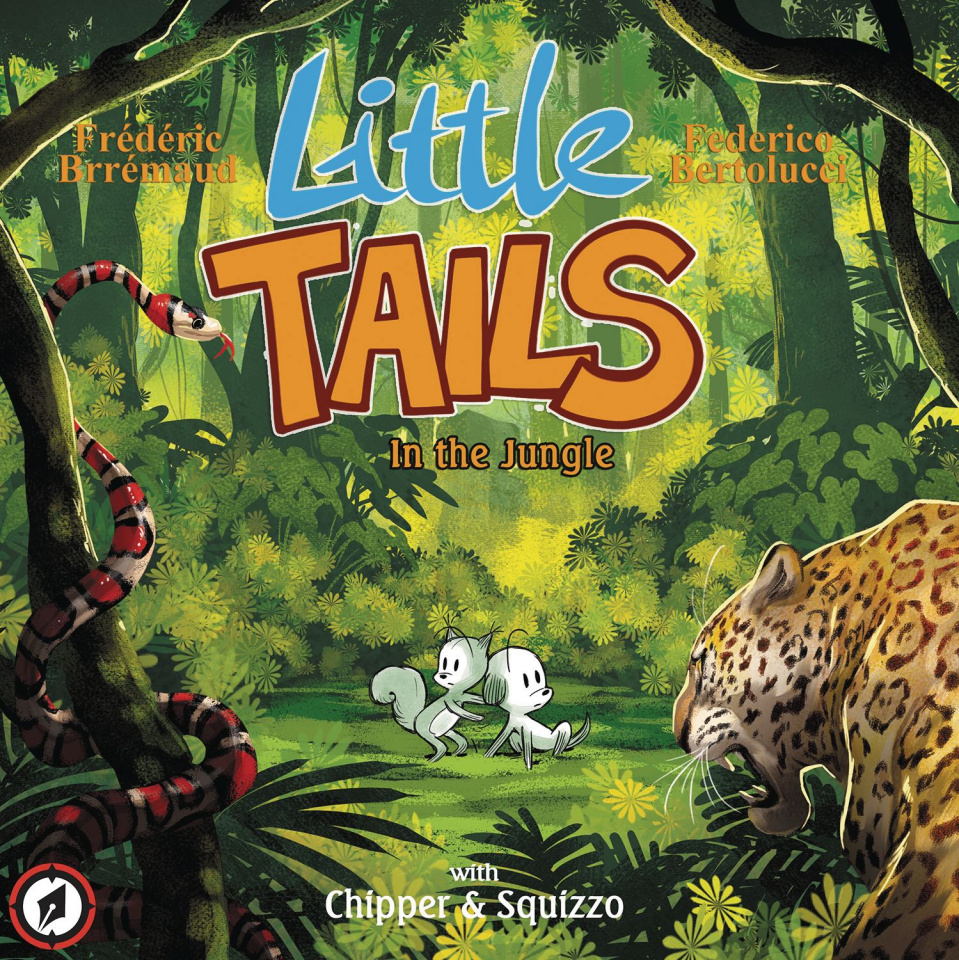 Little Tails in the Jungle Vol. 2