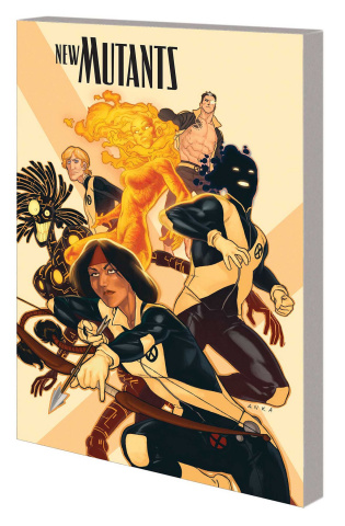 The New Mutants by Abnett and Lanning Vol. 2 (Complete Collection)