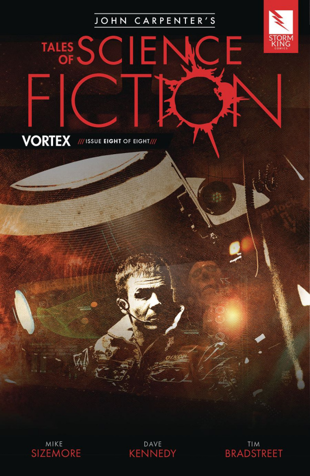 Tales of Science Fiction: Vortex #8