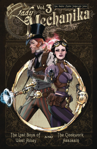 Lady Mechanika Vol. 3 (Oversized Edition)