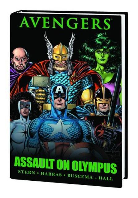 Avengers: Assault On Olympus