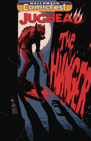 Jughead: The Hunger #1 (Halloween ComicFest 2018)