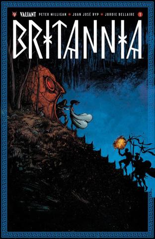 Britannia #1 (20 Copy Lee Cover)