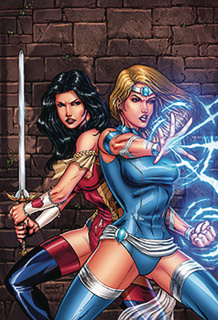 Grimm Fairy Tales #16 (Goh Cover)