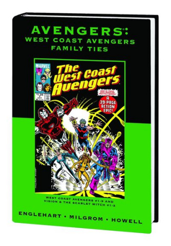 Avengers West Coast: Family Ties