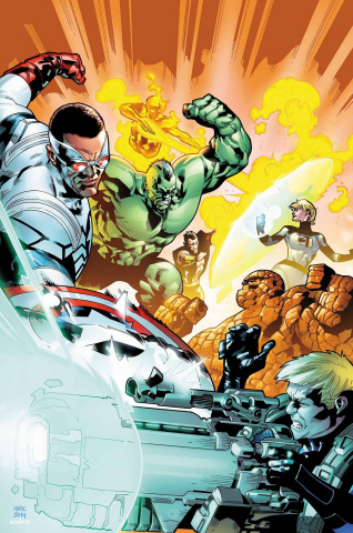 Fantastic Four #642