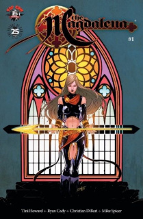 The Magdalena #1 (Women's History Month Charity Cover)