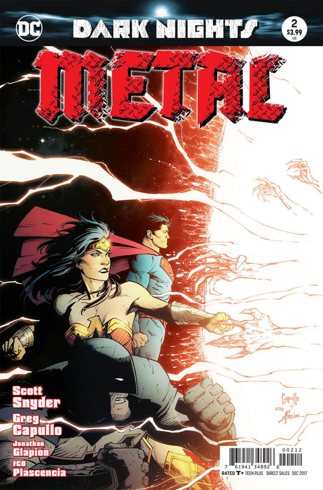Dark Nights: Metal #2 (2nd Printing)
