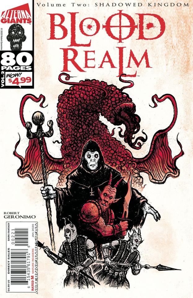 Blood Realm Vol. 2