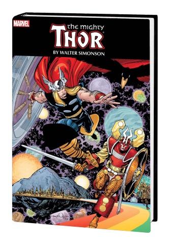 Thor by Walter Simonson (Omnibus)