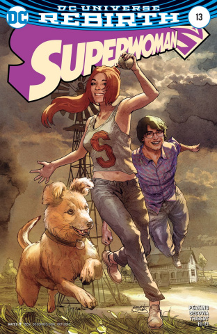 Superwoman #13 (Variant Cover)