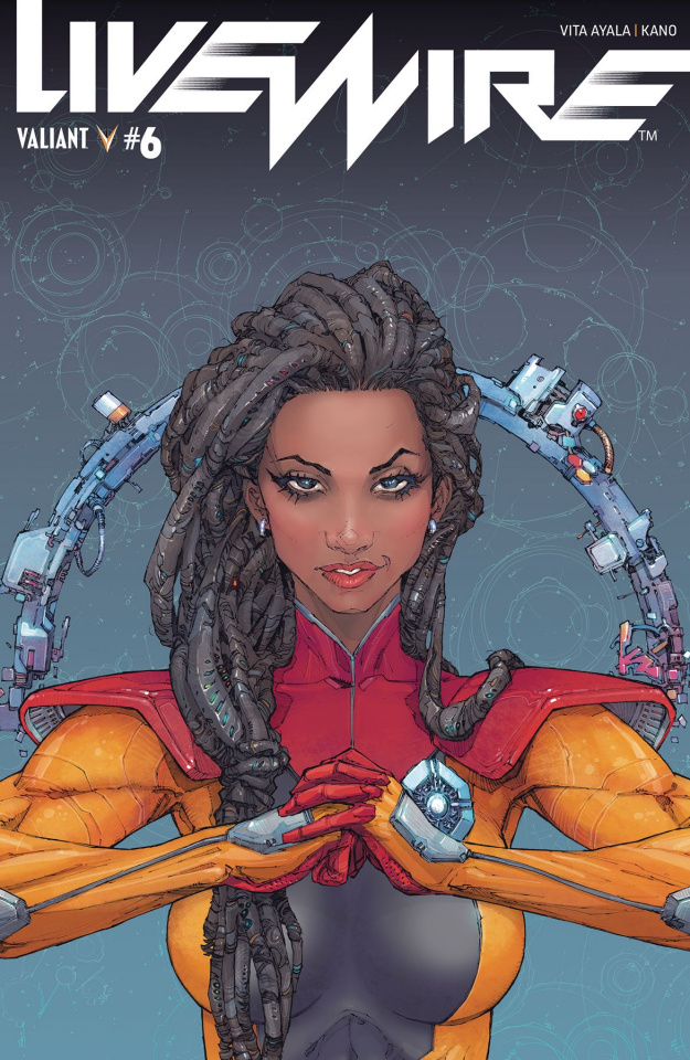 Livewire #6 (Rocafort Cover)