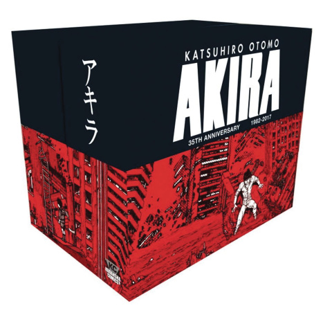 Akira (35th Anniversary Box Set)