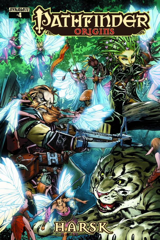 Pathfinder: Origins #5 (Garcia Cover)